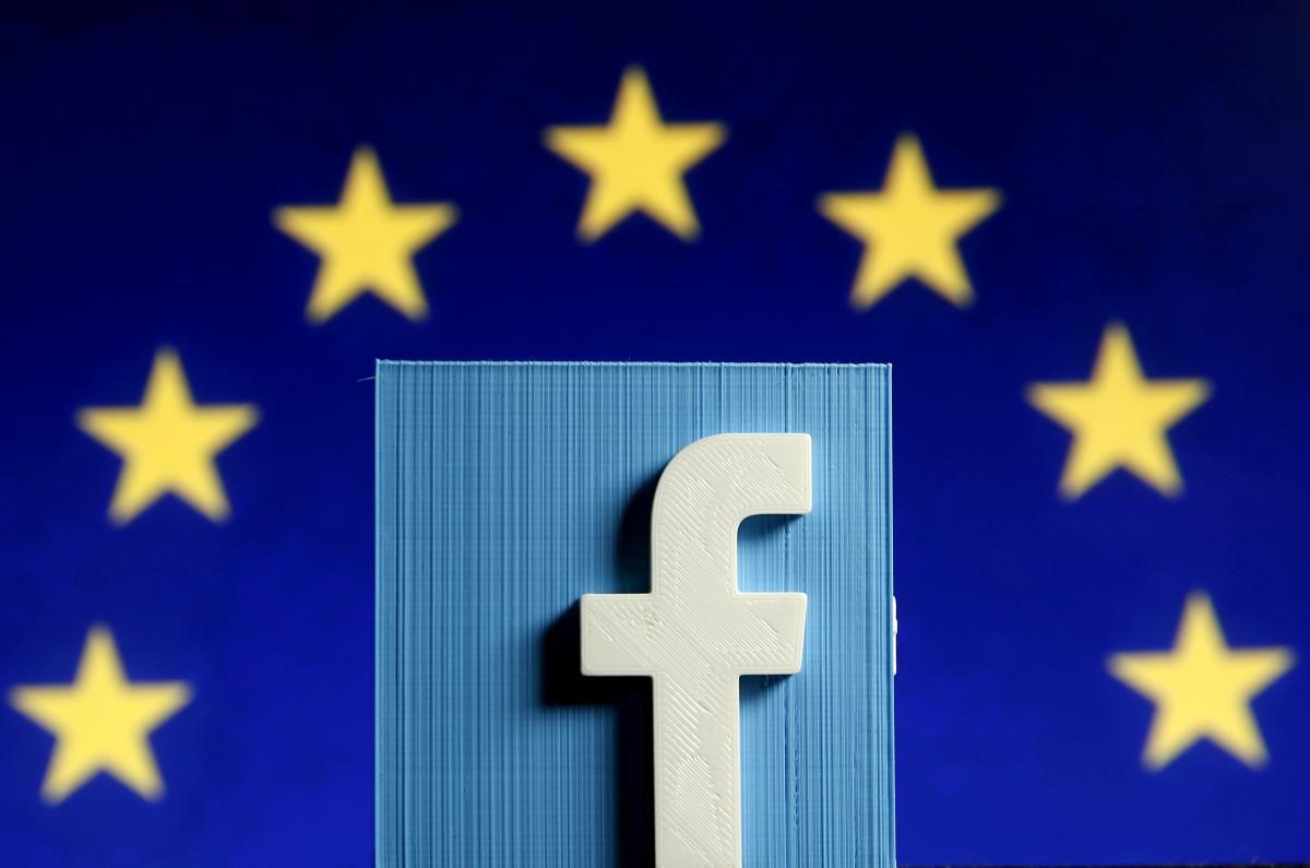 В Европе проведут антимонопольное расследование против Facebook / фото REUTERS