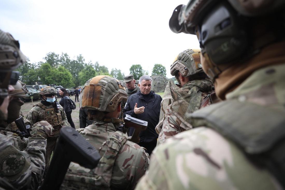 Аваков заявил об угрозе терактов / фото mvs.gov.uа