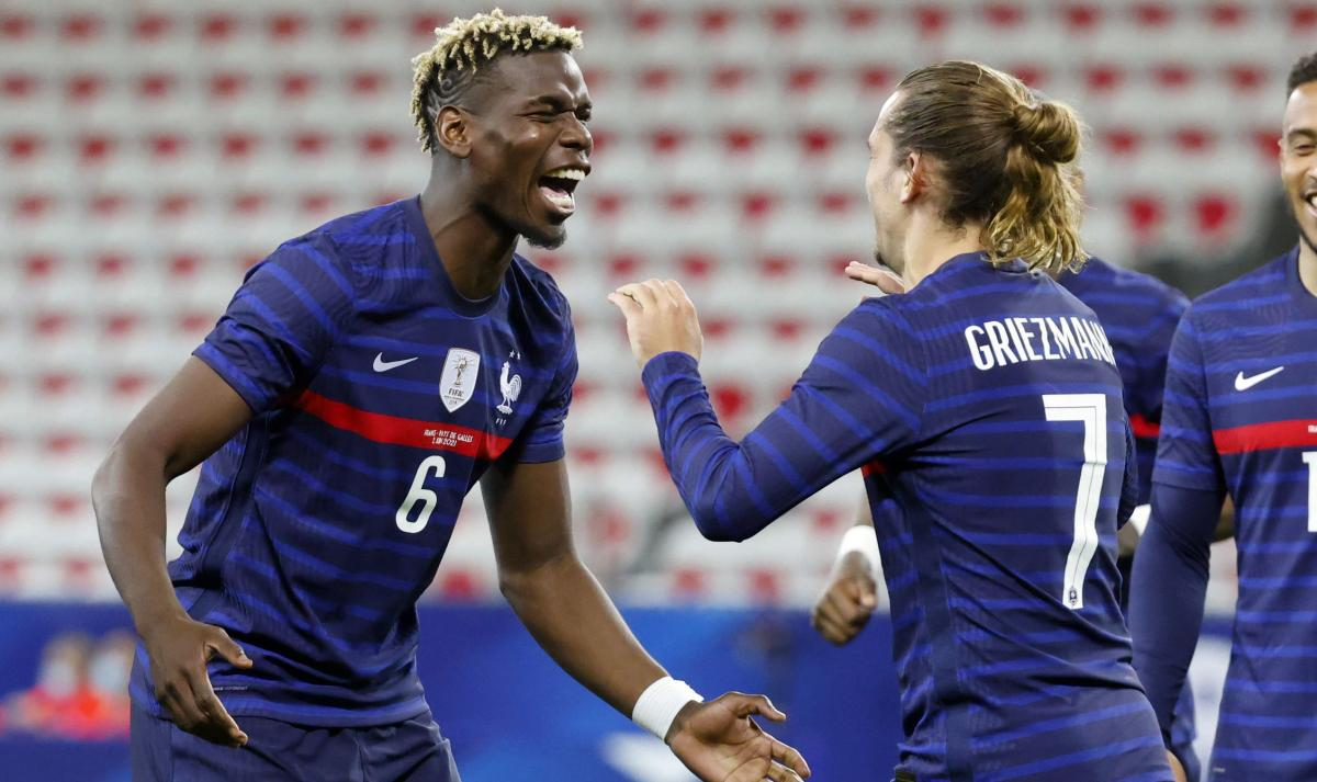 Французи - фаворити турніру / фото REUTERS