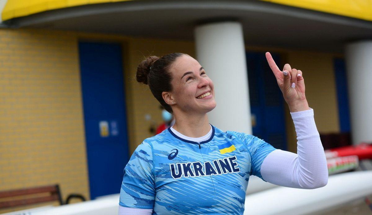 Людмила Лузан успешно выступила в Польше / фото ukraine-canoe.org