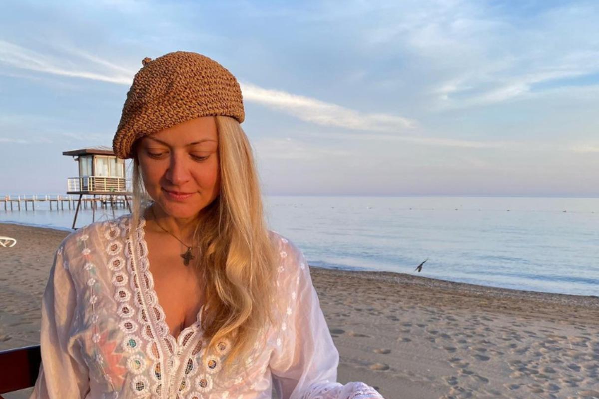 Литвинова разводится с мужем / фото instagram.com/tanita_litvinova