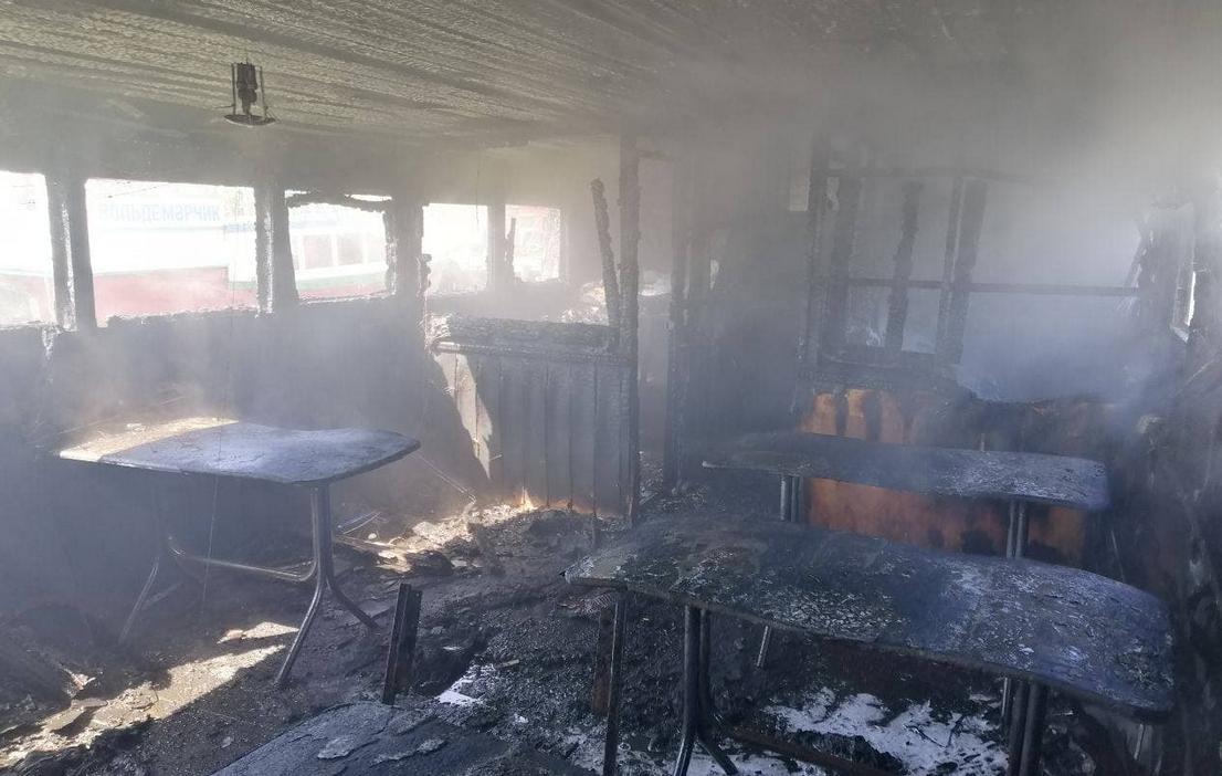 Причина возникновения пожара устанавливается \ фото dsns.gov.ua