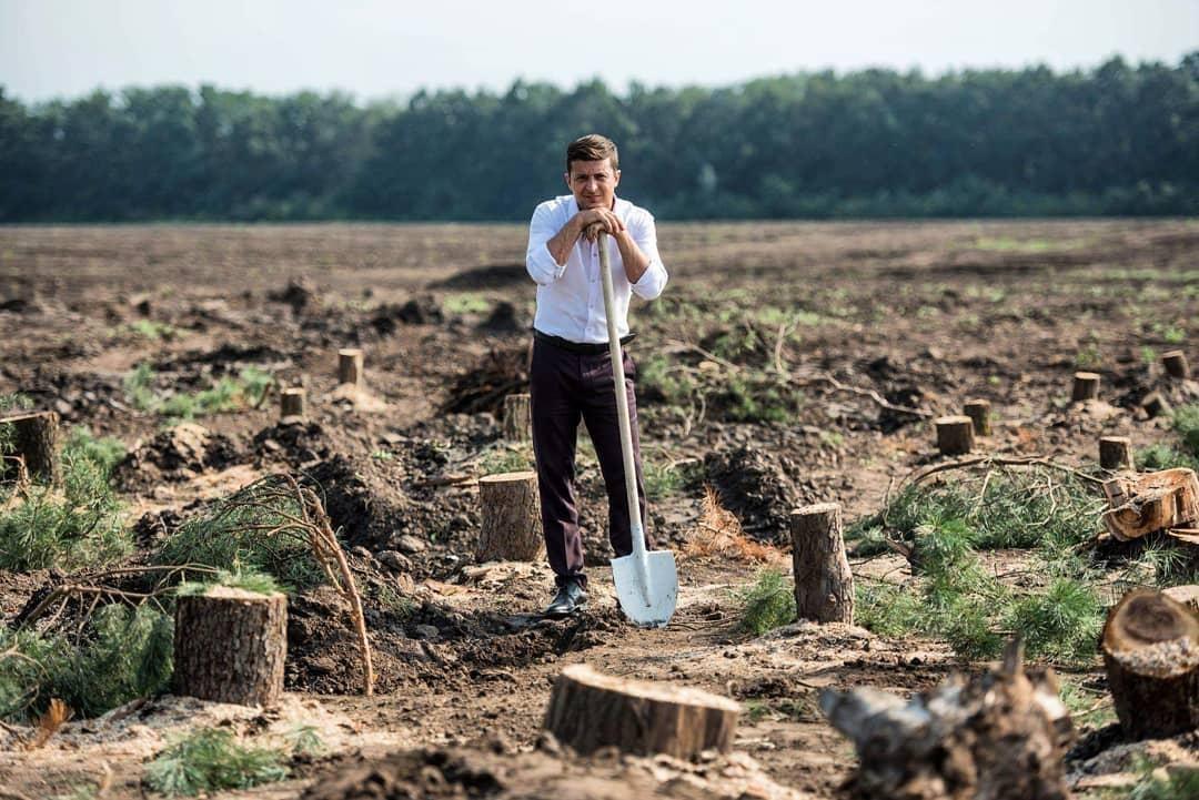 Вуз будет создан с целью предотвращения оттока молодых и перспективных украинцев за границу / фото instagram.com/sluga95/