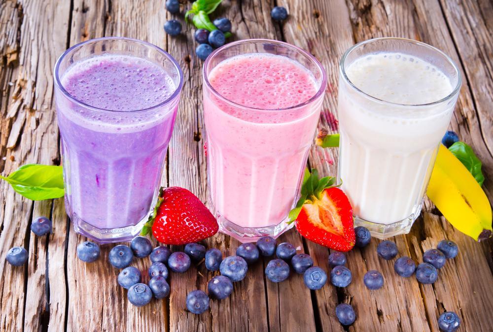 Рецепты молочных коктейлей / фото ua.depositphotos.com