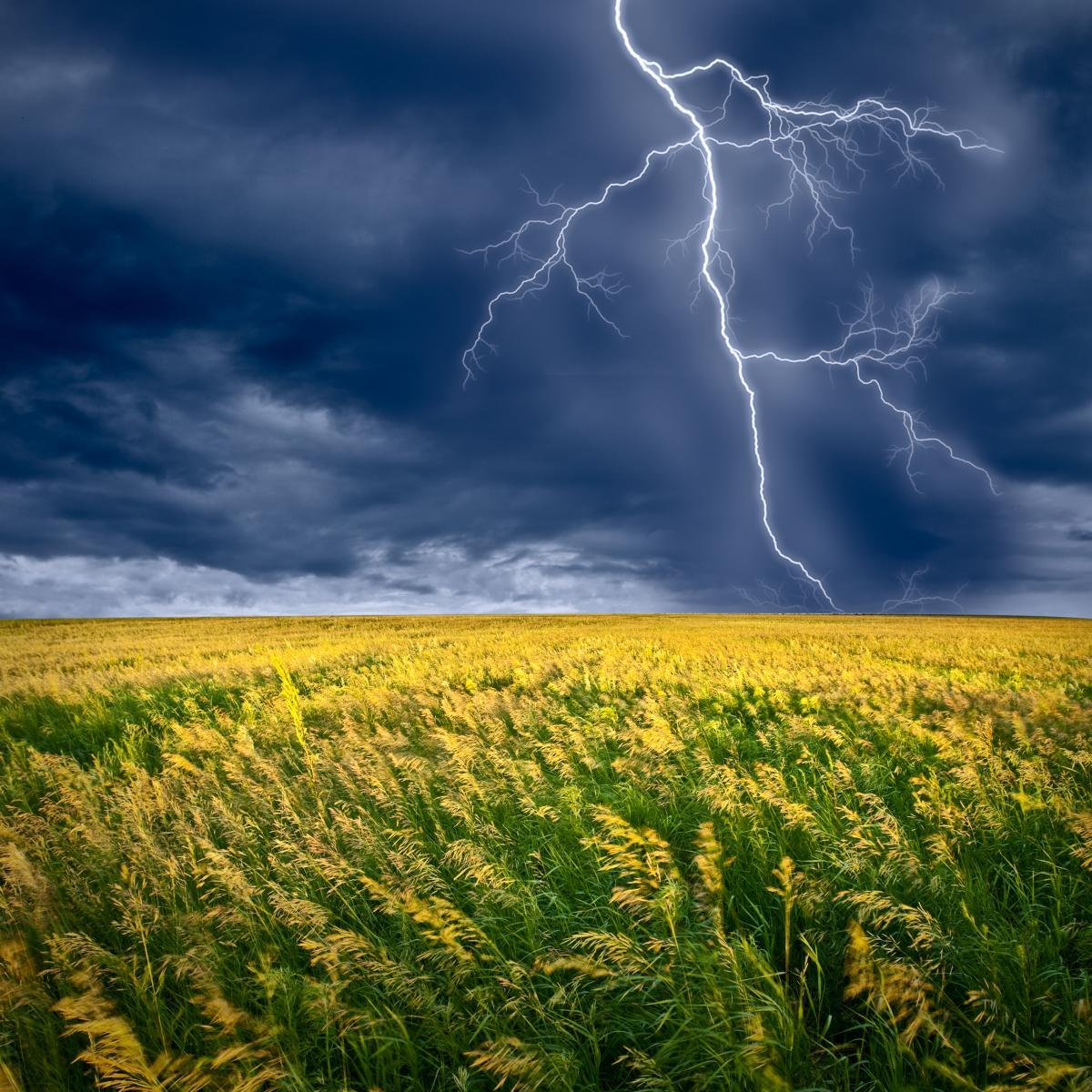На завтра в Украине объявили штормовое предупреждение / фото ua.depositphotos.com