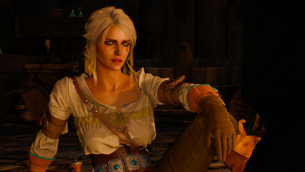 В Сети уже давно гуляют слухи, что главной героиней в Ведьмаке 4 станет Цири / скриншот