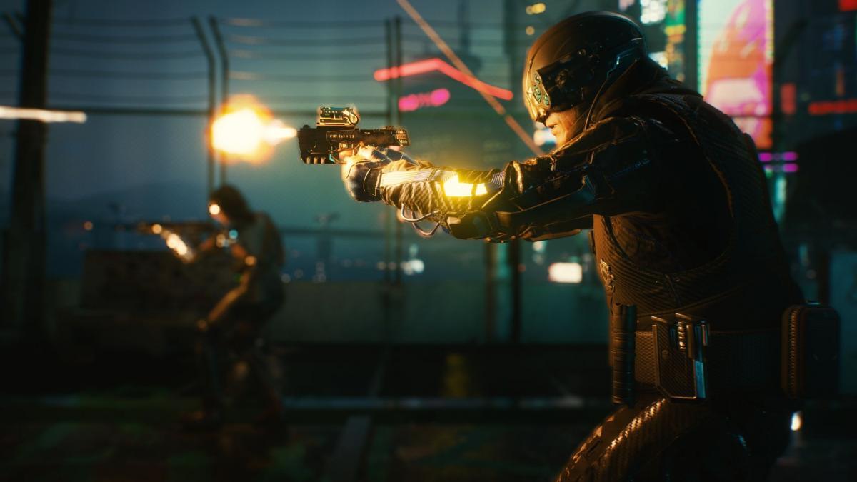 Исходный код Cyberpunk 2077 и другие данные студии утекли в Сеть / фото CD Projekt RED