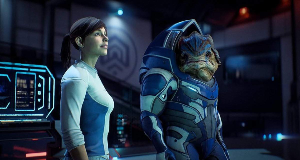 Mass Effect: Andromeda / скриншот