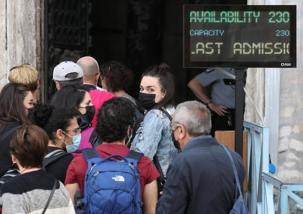 Италия отменяет карантин / фото REUTERS