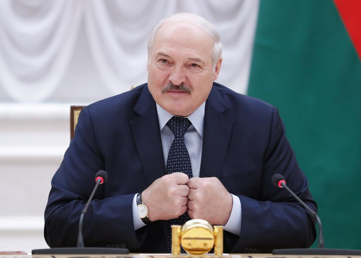 The West doesn't recognize Lukashenko as Belarus President / REUTERS