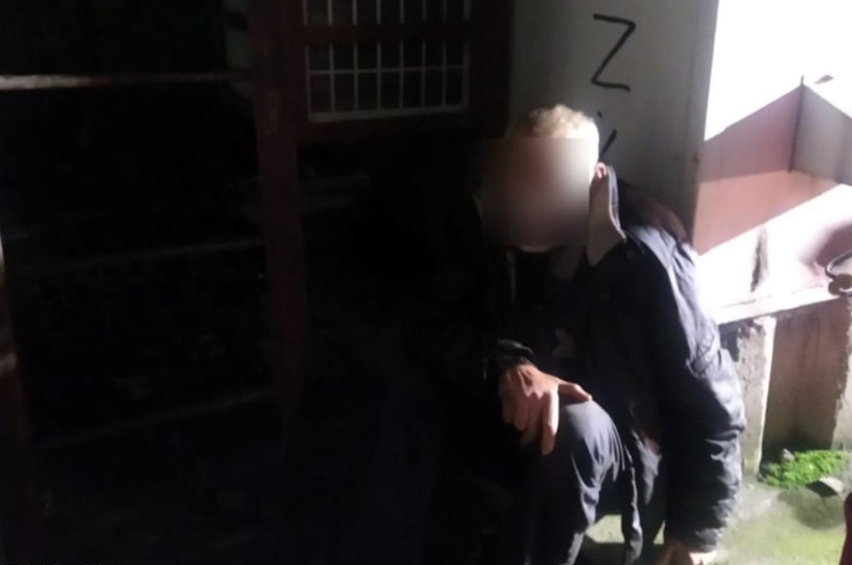 В Днепре мужчина застрял в трубекотельной / фото dp.dsns.gov.ua