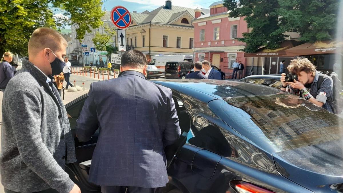 Тупицкого обвиняют в даче ложных показаний / Фото УНИАН, Дмитрий Хилюк