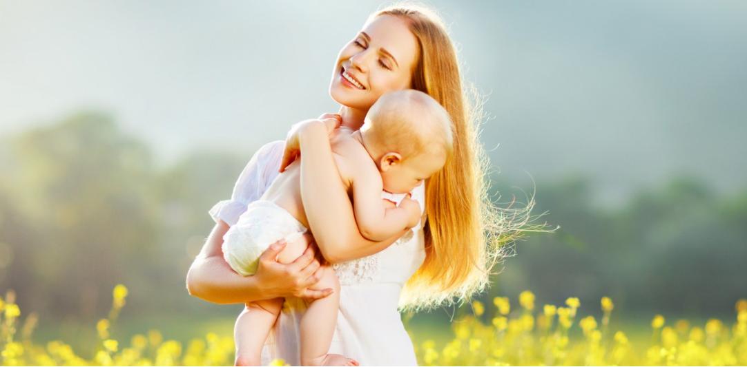 Как облегчить состояние младенца в жаркие дни / фото thedigital.gov.ua