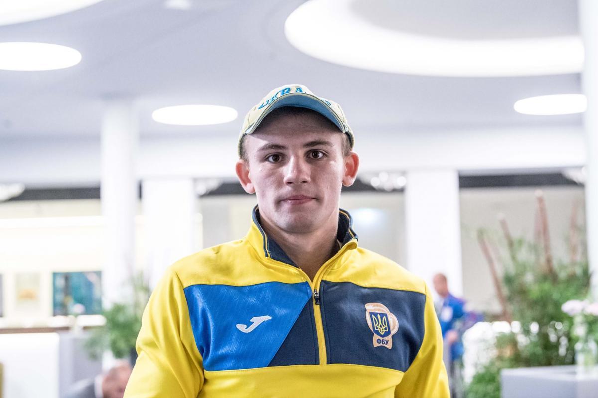 Александр Хижняк подтвердил статус лидера сборной Украины / фото facebook.com/profile.php