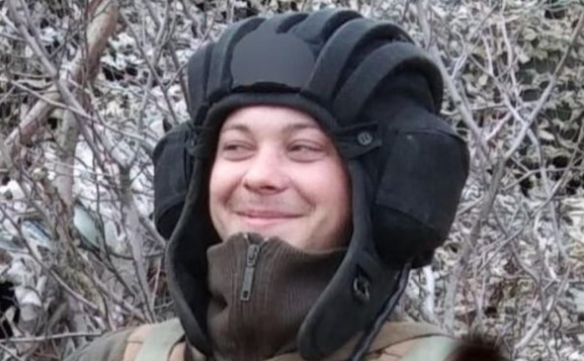 Віктору було лише 20 років/ фото1 окрема танкова Сіверська бригада/Facebook