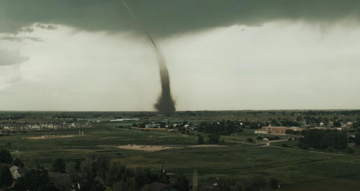 По Колорадо в США пронёсся огромный смерч / фото REUTERS