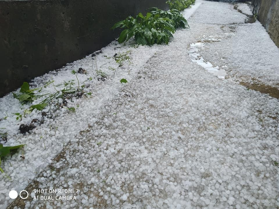 В Черновцах бушевала непогода / фото Богдан Кравчук