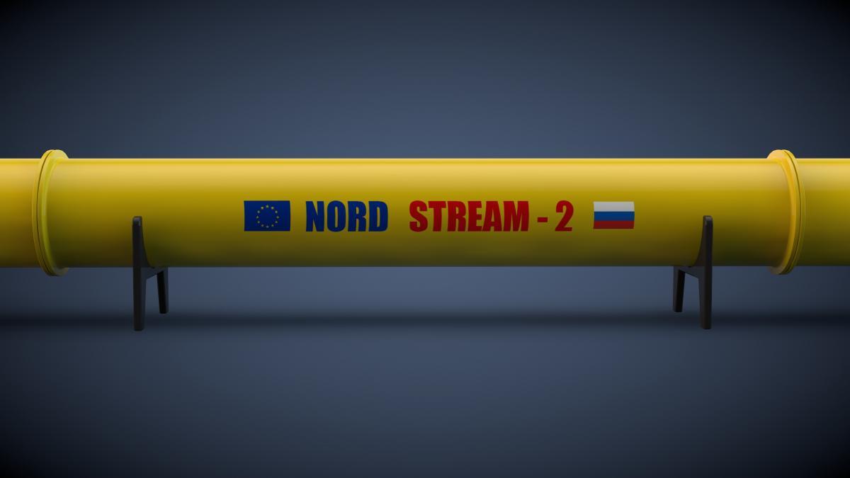 Раніше повідомлялося, що газопровід добудований на 98% / фото ua.depositphotos.com