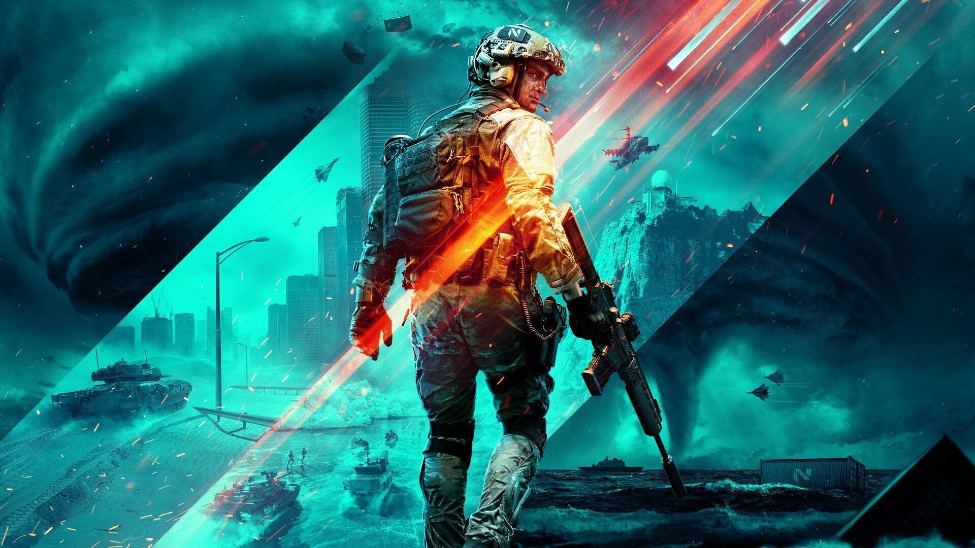 Battlefield 2042 вийде 22 жовтня / скріншот