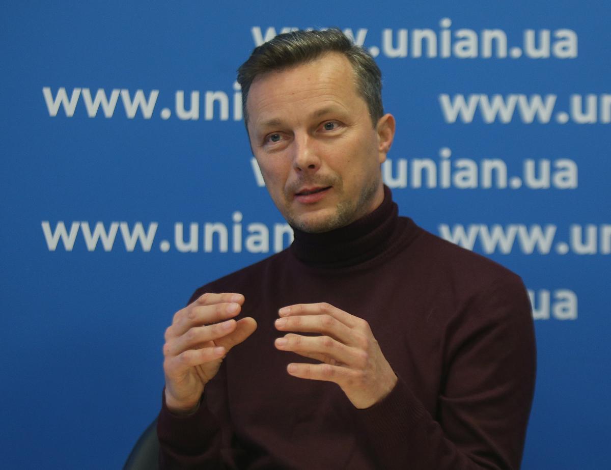 """Роман Муха пояснив, чому українці слухають """"умовнуАлєгрову чи Успєнскую""""/ УНІАН"""