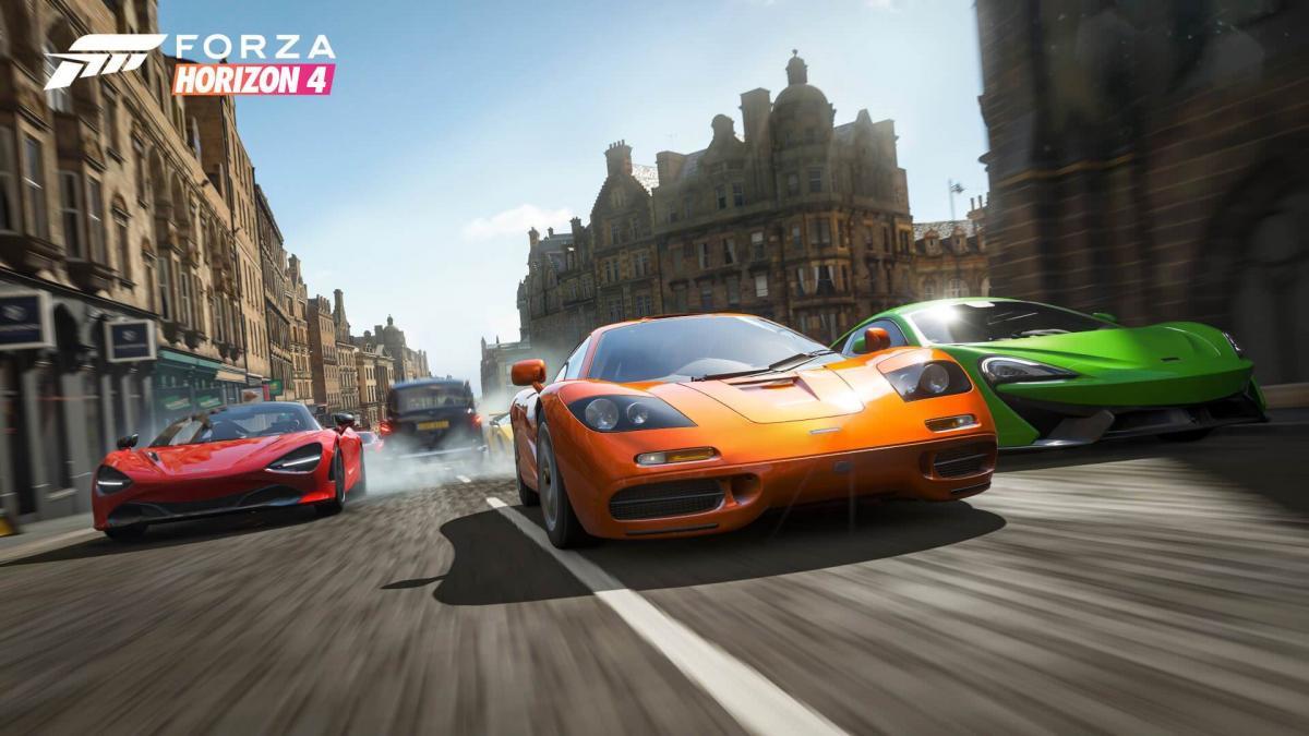 Forza Horizon 4 / фото Playground Games