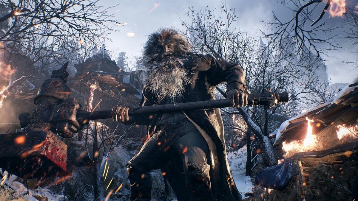 Графики уровня Village в Outrage не будет, так как игра сначала выйдет на Switch / фото Capcom