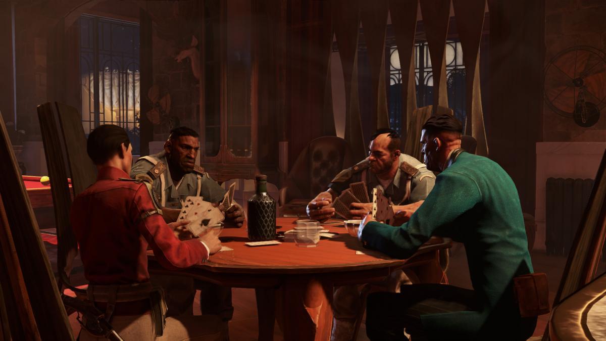 Dishonored 2 / скриншот