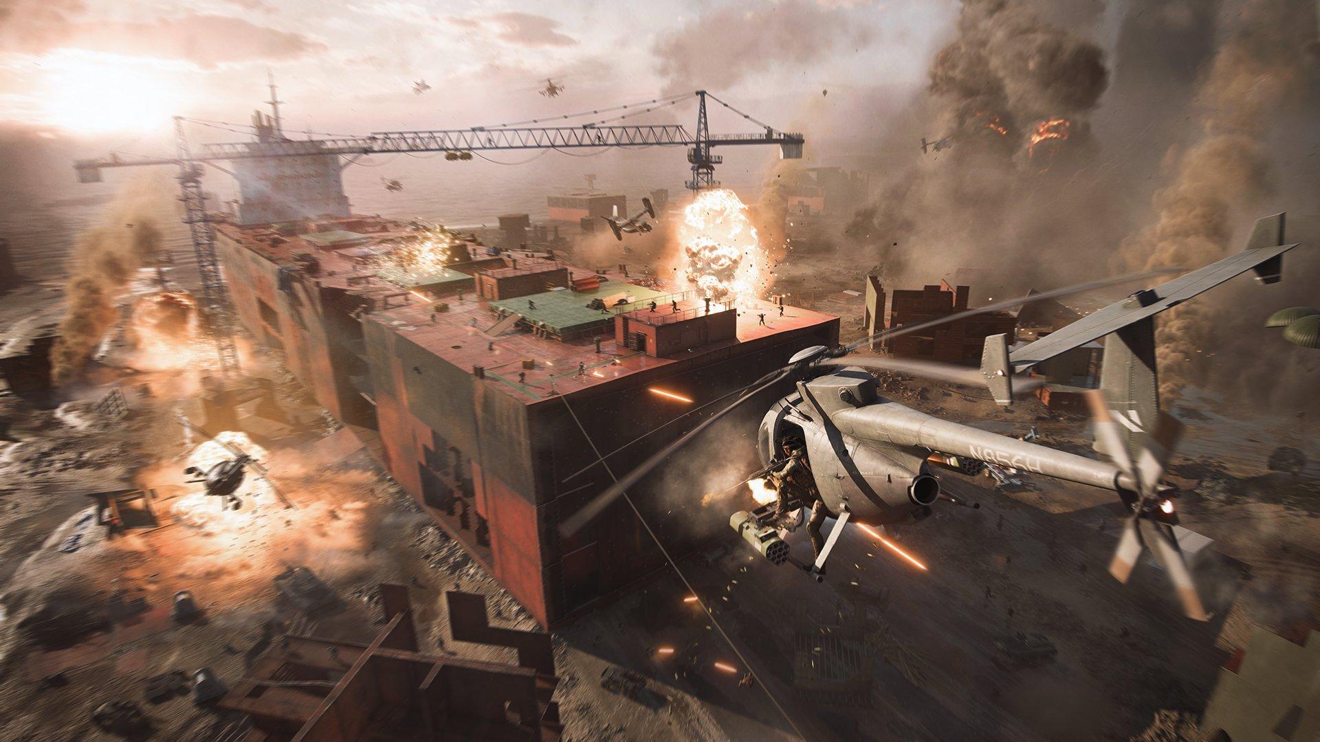 Battlefield 2042/ фото EA