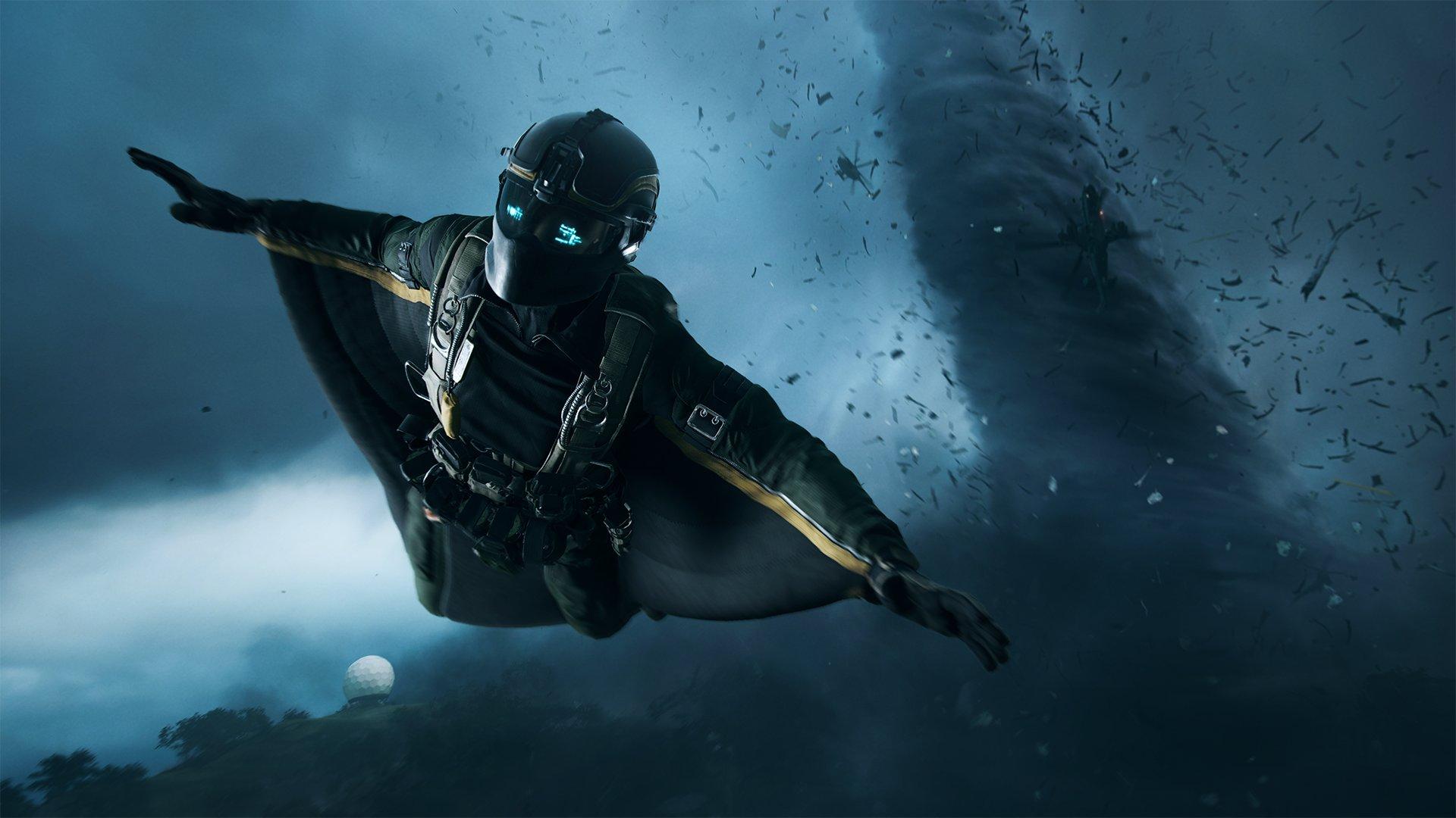 Кадр з Battlefield 2042 / фото EA