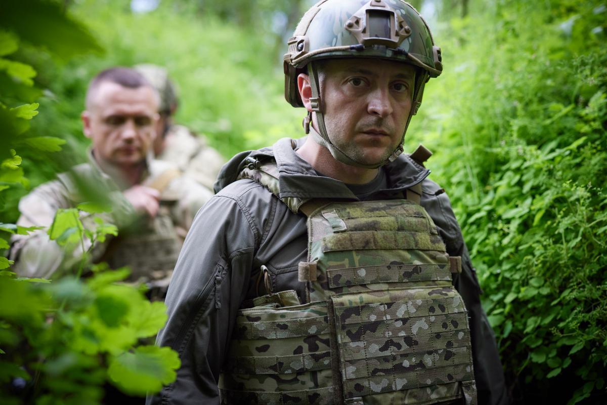Зеленський закликав готуватися до ескалації з Росією / president.gov.ua