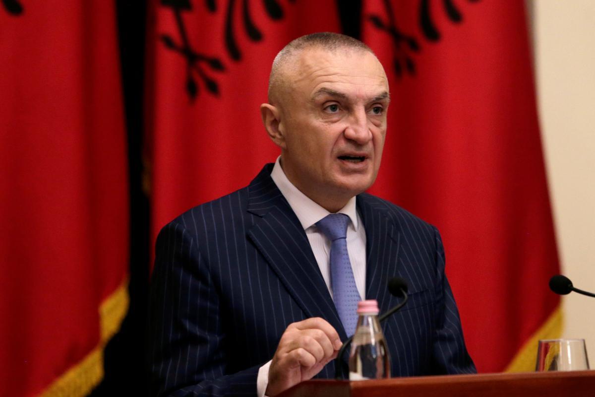 В Албании объявили импичмент президенту \ фото REUTERS