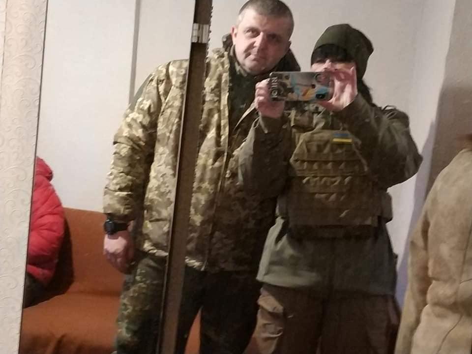 """Снайпер Варакин: """"Якайфую, когда вижу свое подразделение и понимаю, что мы можем принести пользу Украине"""" / фото Facebook Сергея Варакина"""