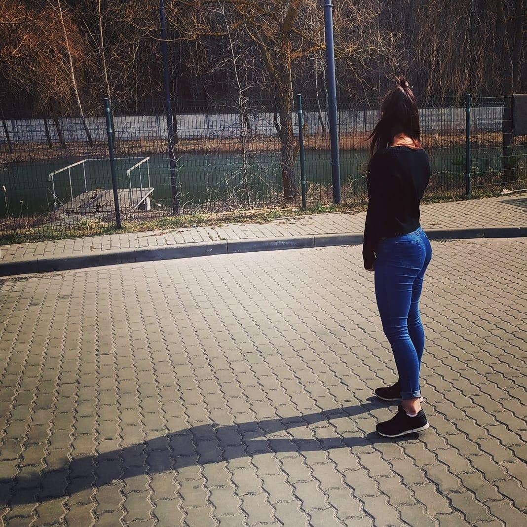 Друзі дівчини в самогубство не вірять / фото: Facebook Ірина Квас