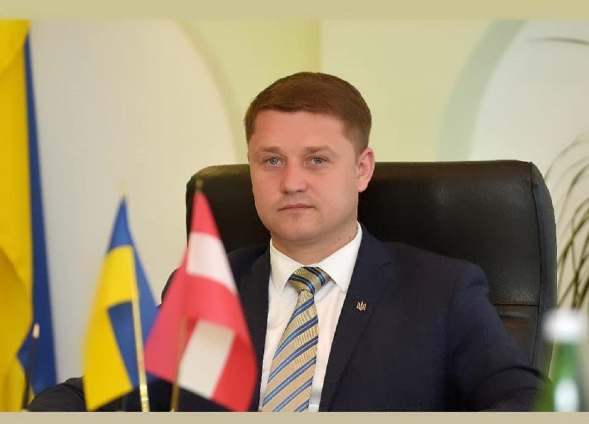 Третяк извинился за свое высказывание о ромах / фото facebook.com/tretyak.rivne
