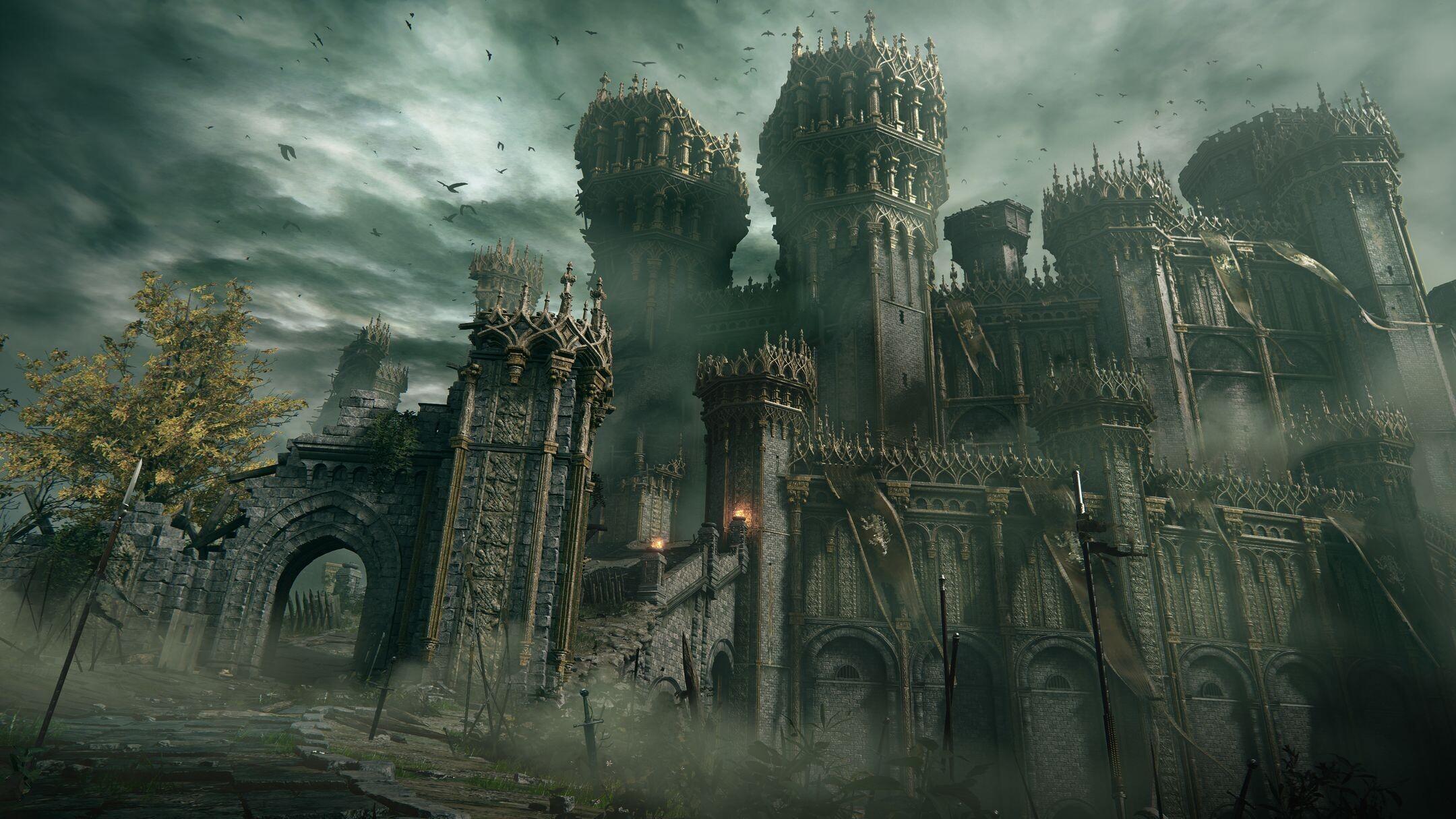 Скриншот из Elden Ring / фото FromSoftware