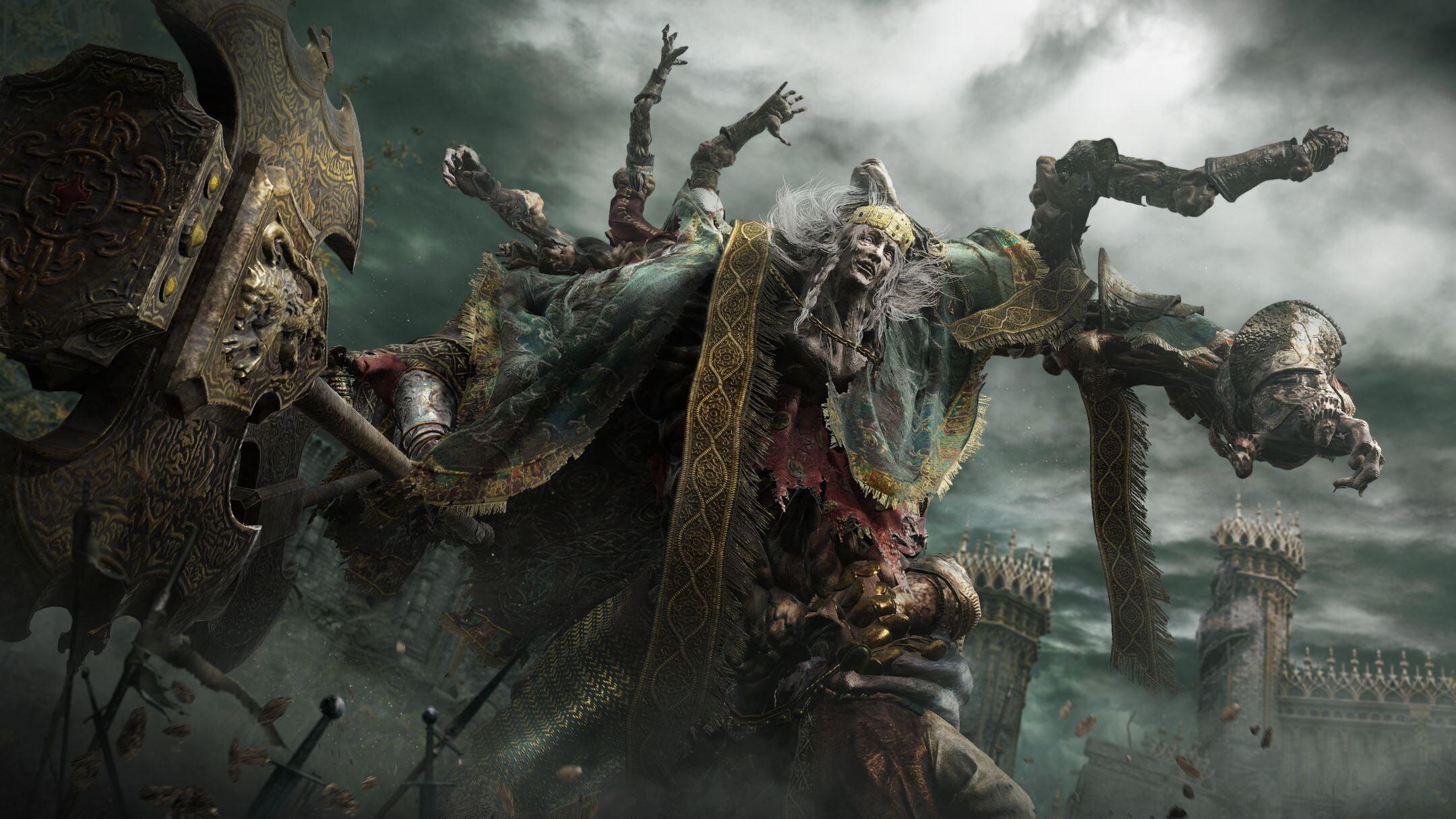 Офіційний скріншот гри Elden Ring / фото FromSoftware