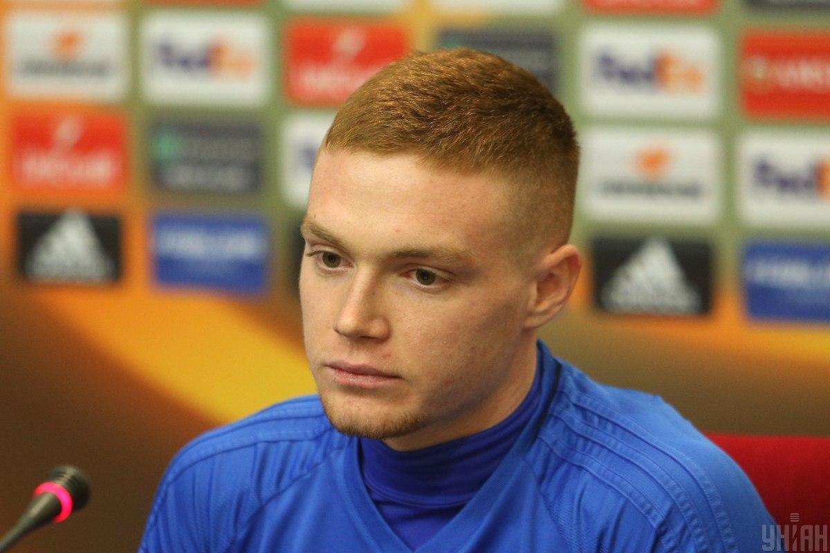 Виктор Цыганков готовится сейчас сыграть на Евро-2020 / фото УНИАН