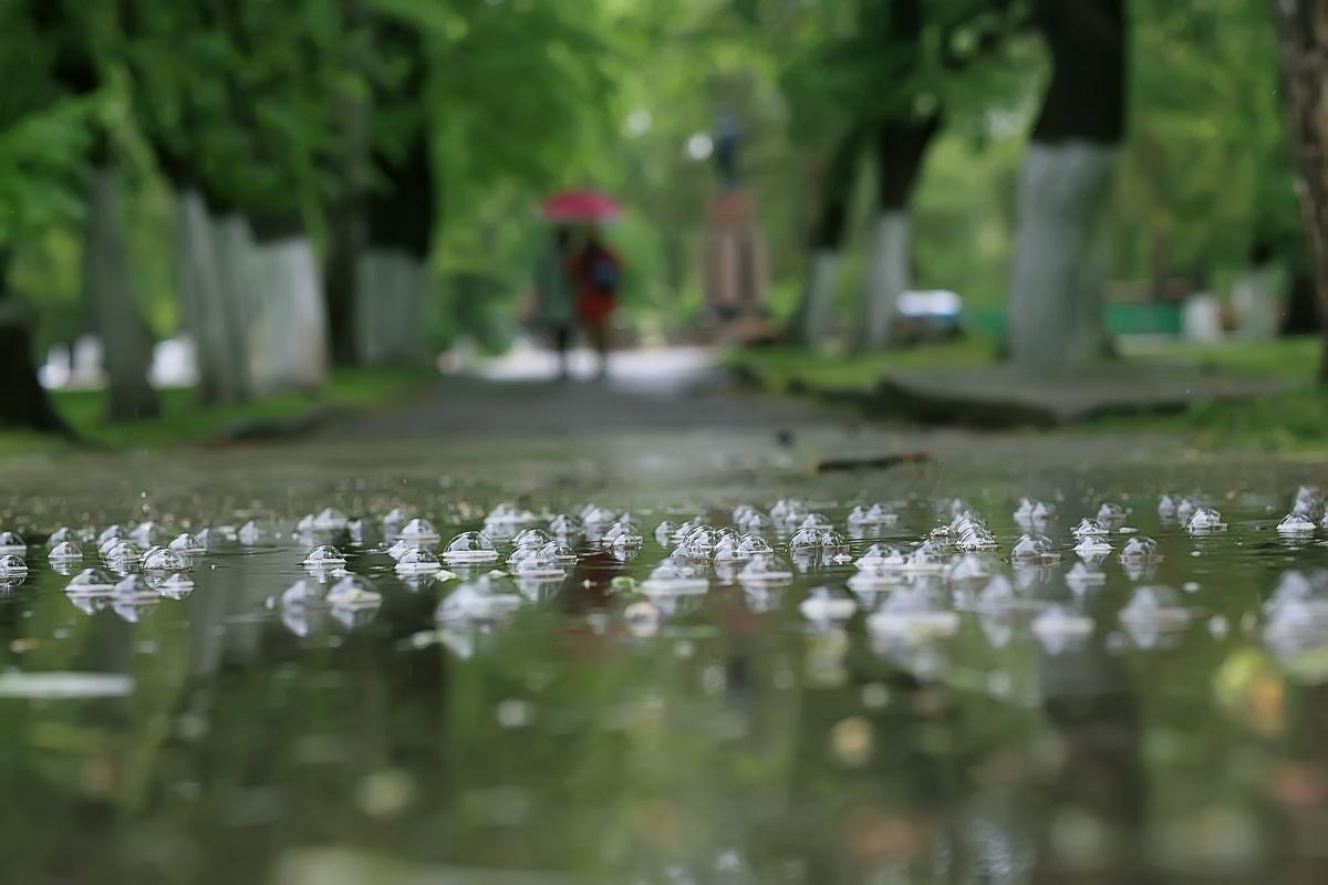 Дожди продолжат заливать Украину / фото ua.depositphotos.com