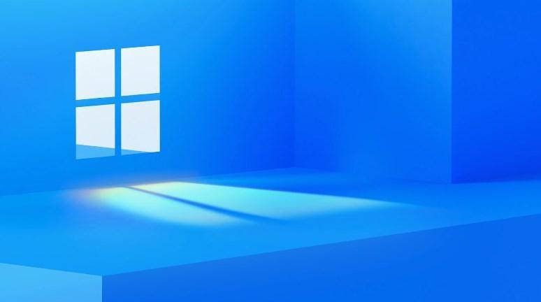 """Новая версия Windows выйдет совсем скоро: в одном из роликов тень от """"окна"""" десятой версии слишком напоминает цифру 11, хотя должна отбрасывать четыре кубика"""