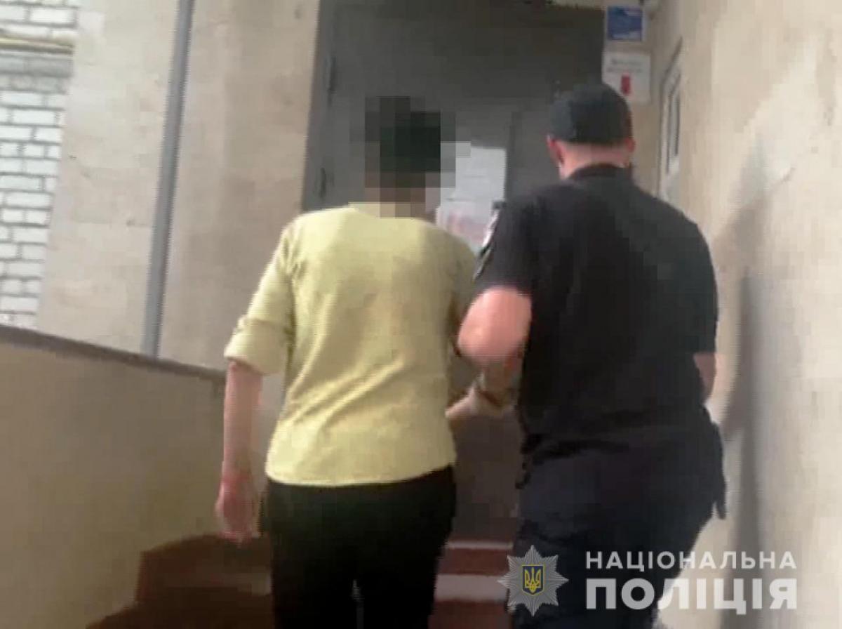 Женщина обвиняет бывшего мужа в издевательствах / фото: Нацполиция