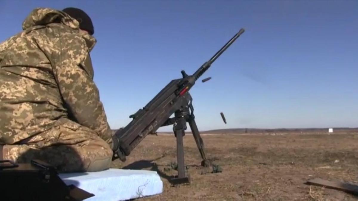 Антиматеріальна гвинтівки (Alligator) - це специфічний напрямок озброєнь \ mil.gov.ua