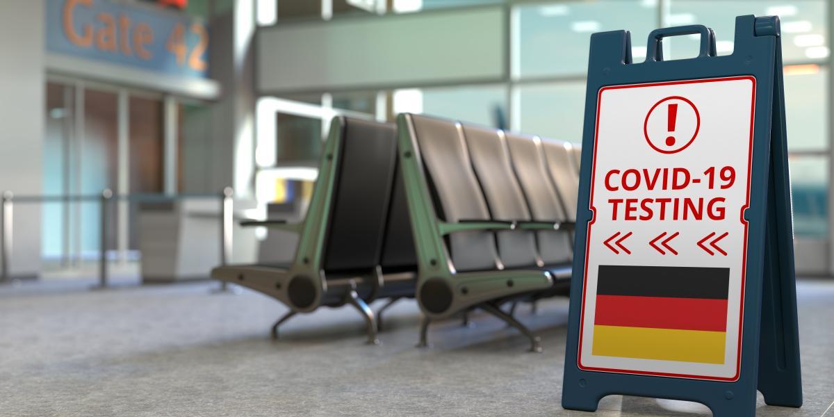 Ранее ужесточенные требования въезда в Германию касались лишь пассажиров авиакомпаний / фото ua.depositphotos.com