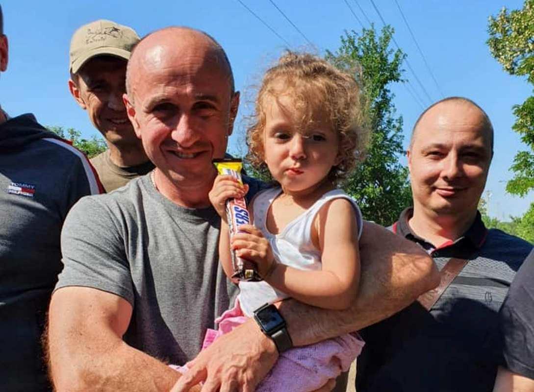 Девочку искали всю ночь неравнодушные / фото Facebook Сергея Шайхета