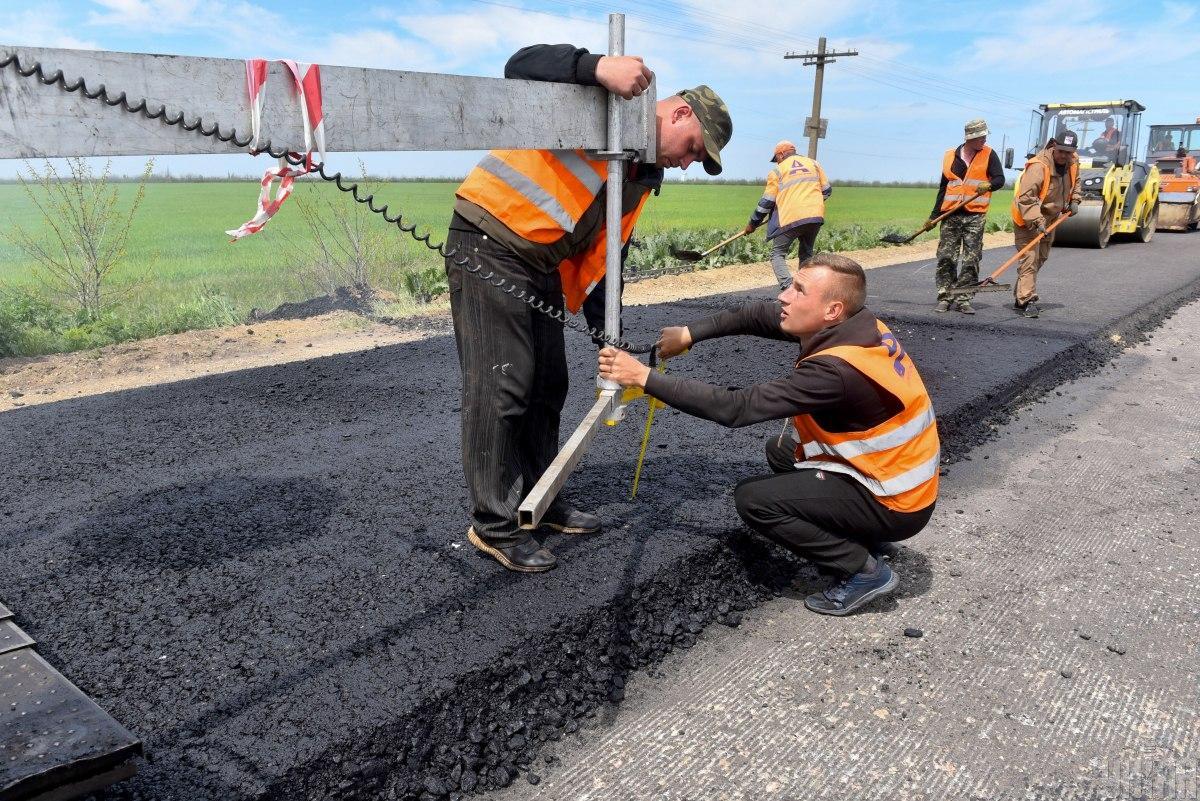 По Черниговской области идет активное строительство / фото УНИАН