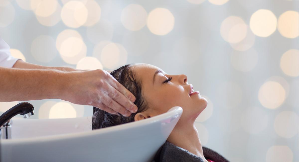 Модное окрашивание волос / ua.depositphotos.com