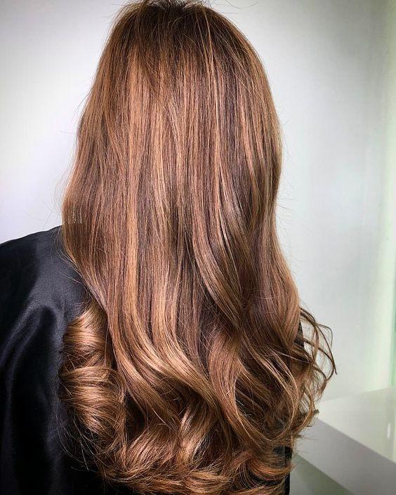 Модне фарбування волосся / pinterest.com