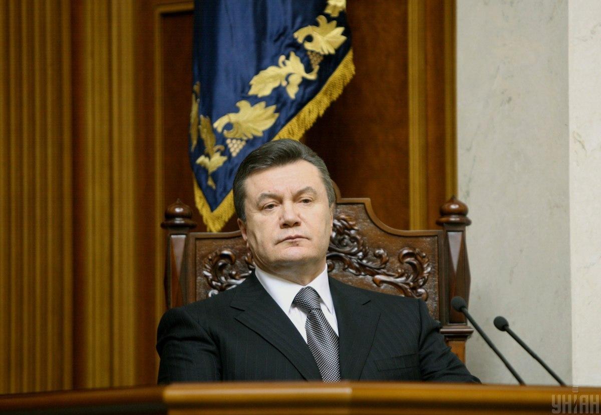 Янукович через Конституційний суд повертає собі максимальні президентські повноваження / фото УНІАН, Андрій Мосієнко