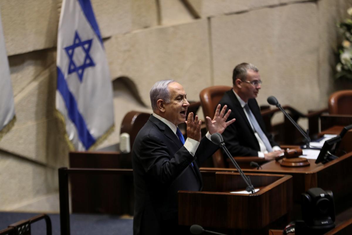 Біньямін Нетаньяху залишає посаду прем'єр-міністра після 12 років при владі / фото REUTERS