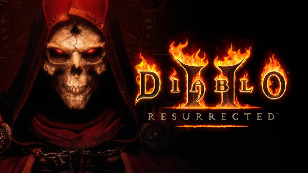 Diablo II : Resurrected / скріншот