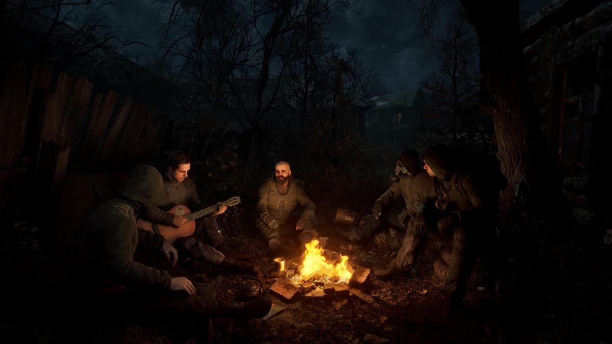 S. T. A. L. K. E. R. 2: Heart of Chernobyl вийде 28 квітня 2022 року / фото GSC Game World